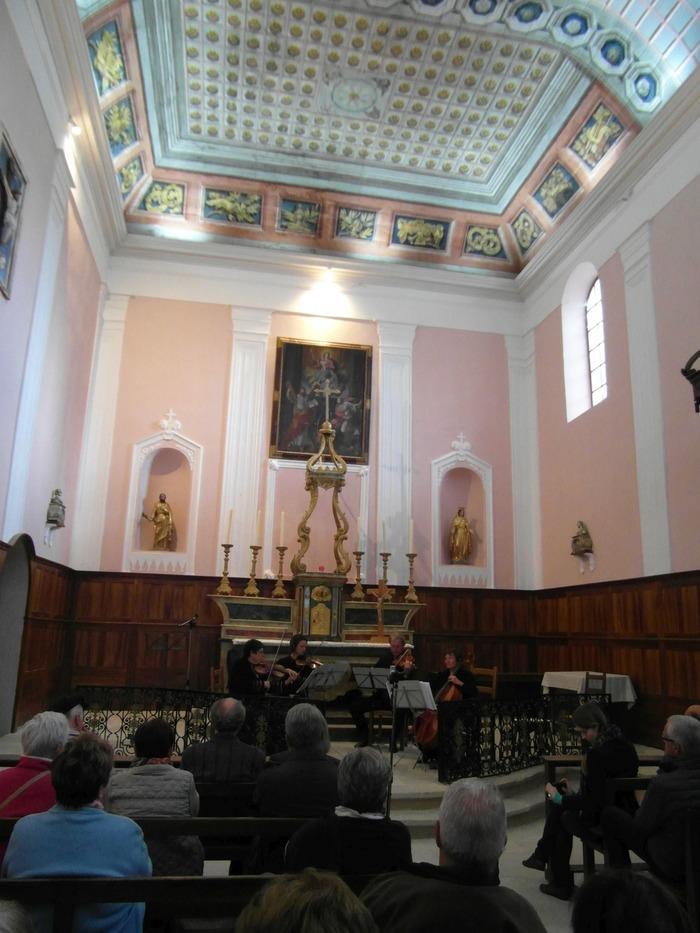 Journées du patrimoine 2018 - Concert à l'église.