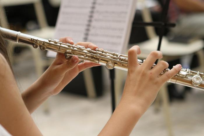 Journées du patrimoine 2018 - Moment musical flûte et orgue.