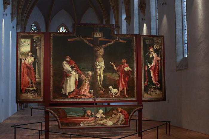 Crédits image : Copyright Musée Unterlinden, Ruedi Walti