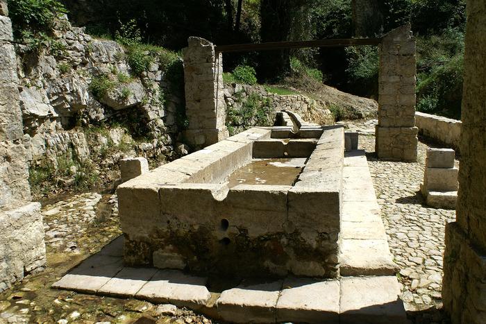 Journées du patrimoine 2018 - Montauroux au fil de l'eau