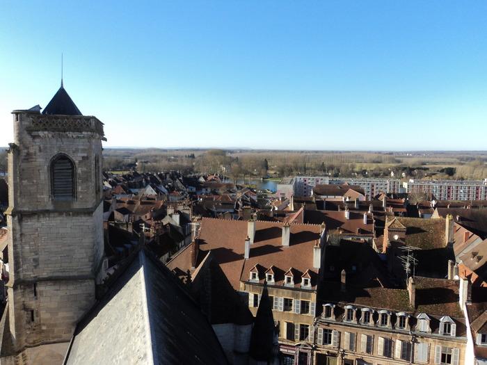 Journées du patrimoine 2018 - Montée à la tour de l'église Notre-Dame d'Auxonne