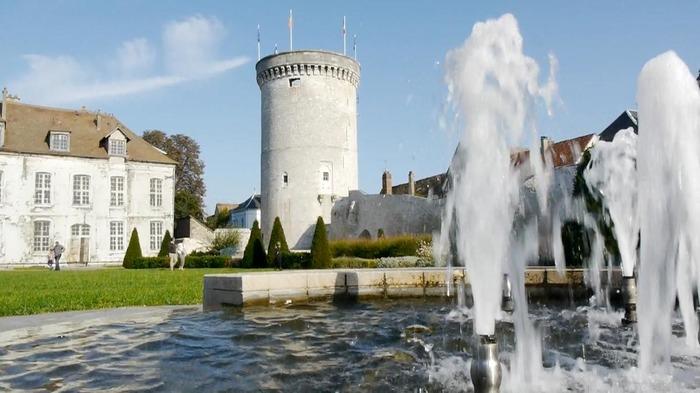 Journées du patrimoine 2018 - Montée à la Tour des Archives