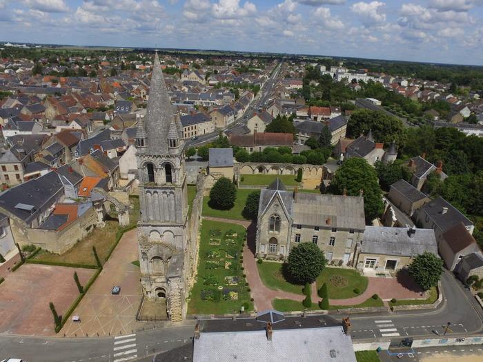 Journées du patrimoine 2018 - Ascension du clocher