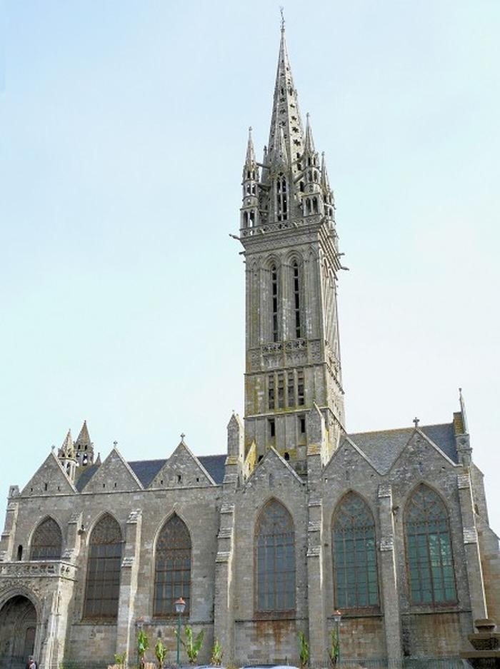 Journées du patrimoine 2018 - Montée au clocher de Notre Dame du Kreisker - Saint Pol de Léon
