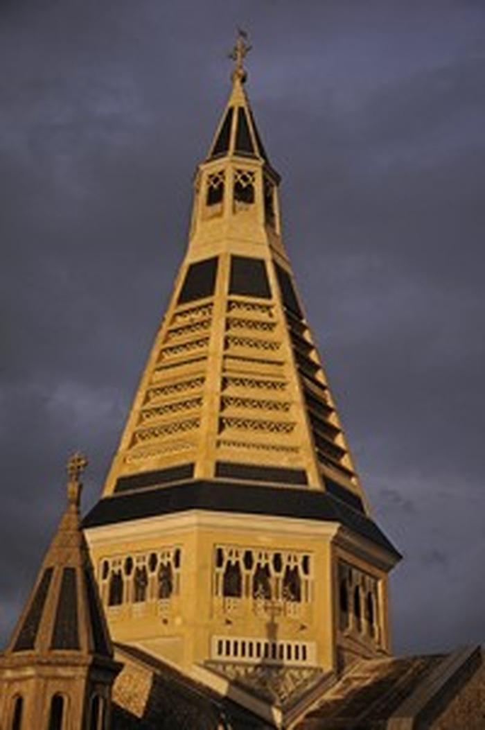 Journées du patrimoine 2018 - Visite guidée du clocher de l'église Saint-Julien
