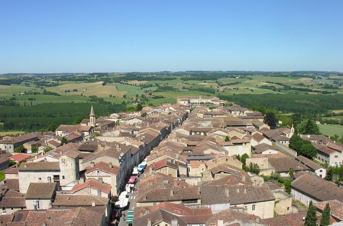 Crédits image : Gaëlle Prost (c) Ville de Lectoure, Inventaire général Région Occitanie