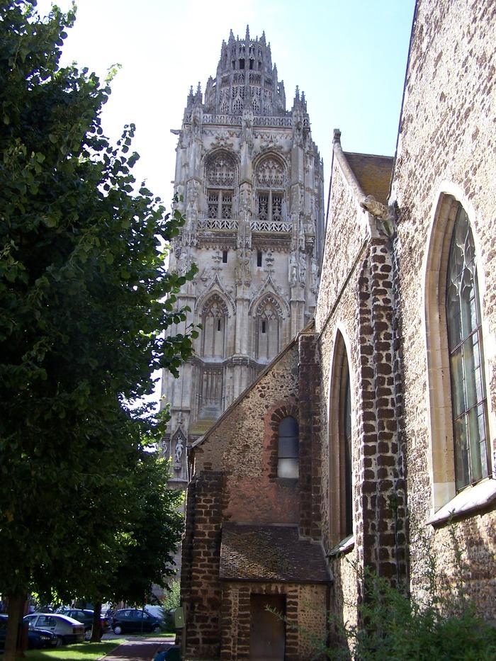 Journées du patrimoine 2018 - Montée guidée en haut de La Tour de La Madeleine