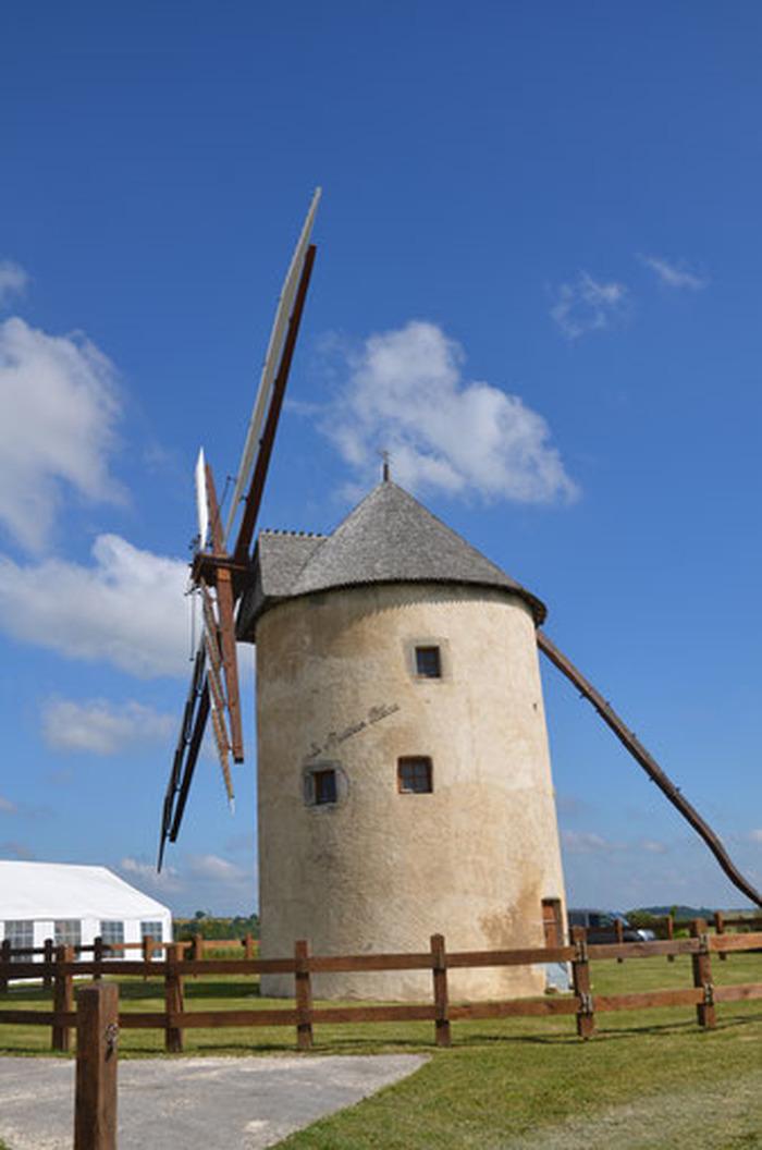 Journées du patrimoine 2017 - Découverte du Moulin Blot