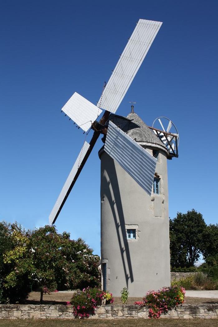 Journées du patrimoine 2018 - Moulin de Kerbroué