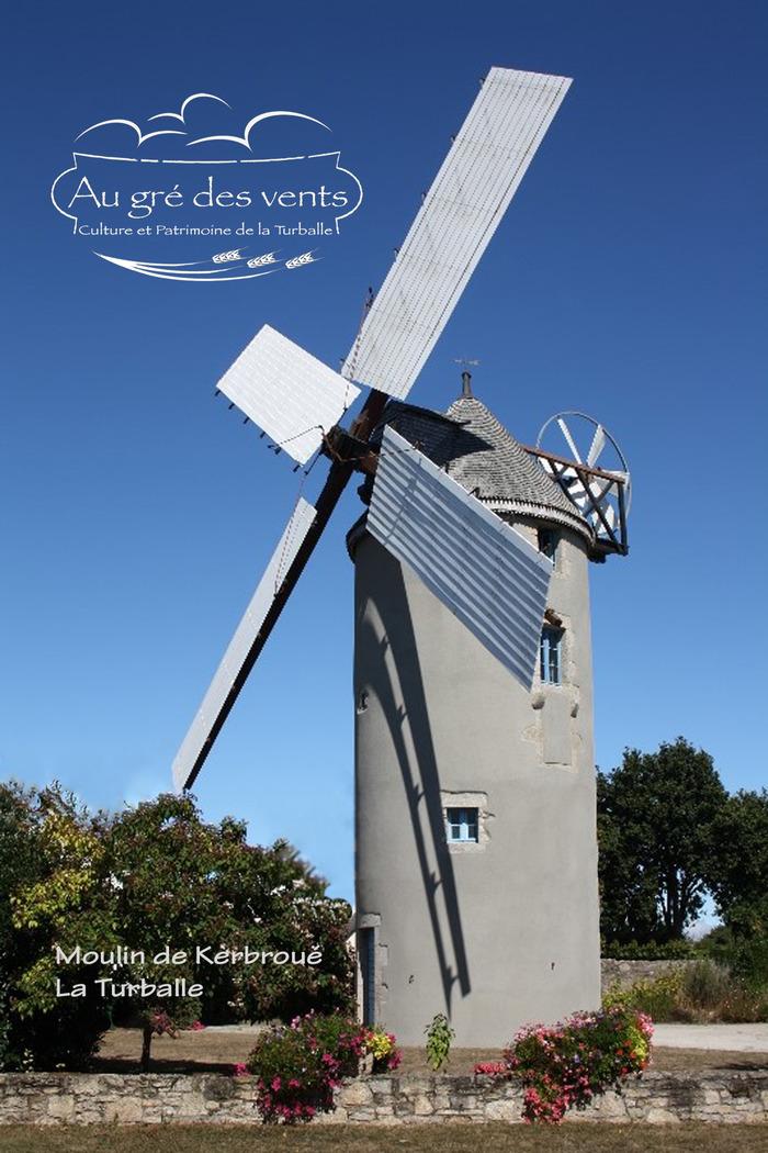 Journées du patrimoine 2017 - Moulin de Kerbroué