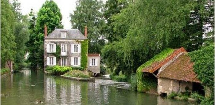 Journées du patrimoine 2017 - Moulin de l'Ile à Donzy