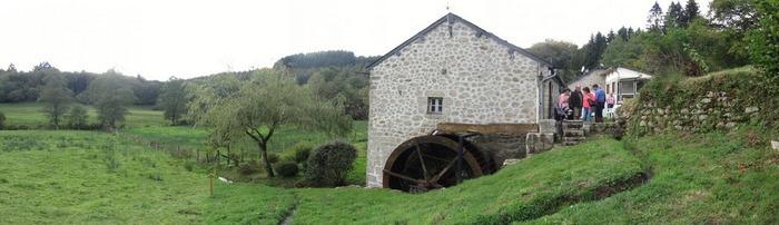Crédits image : moulin de la Presle