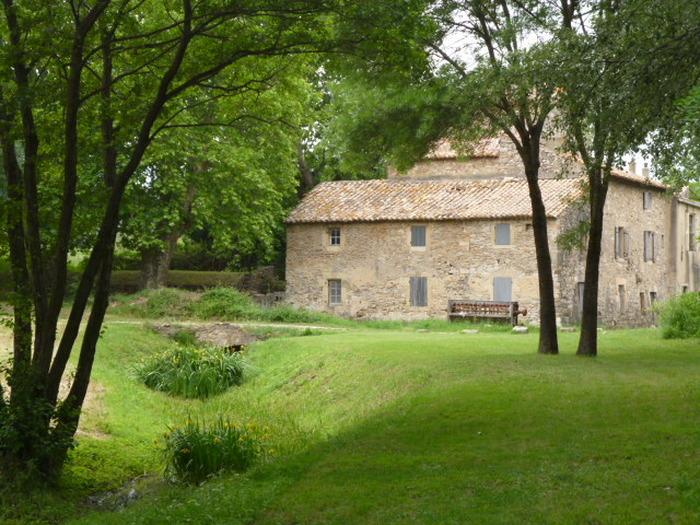 Journées du patrimoine 2017 - Moulin de la Ramière