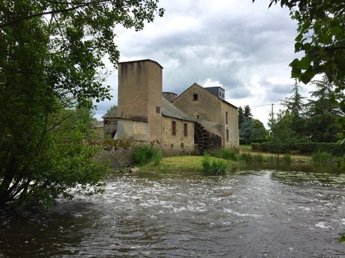 Journées du patrimoine 2018 - Moulin du Pont Godalin