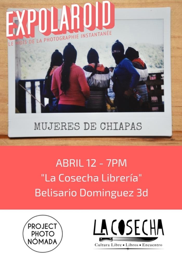 Mujeres de Chiapas, México