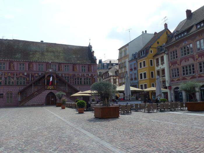 Journées du patrimoine 2018 - Jetzt geht's los ! ou Mulhouse en alsacien