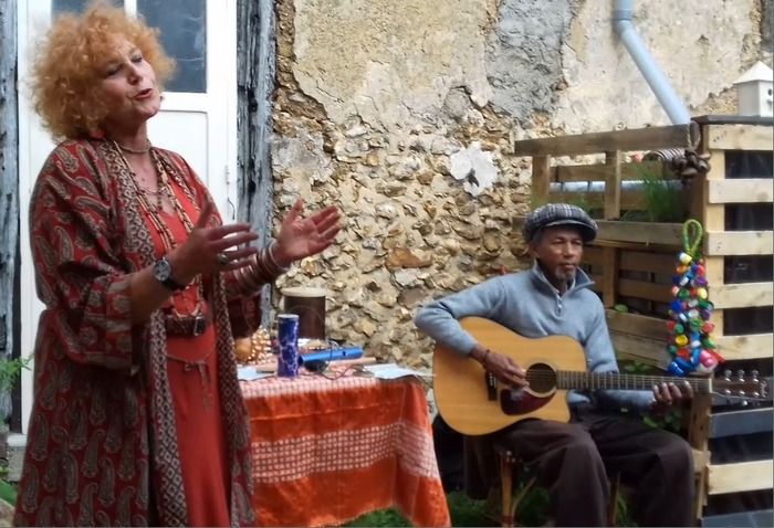 Journées du patrimoine 2018 - Muriel Bloch et João Mota : contes de l'envers du temps
