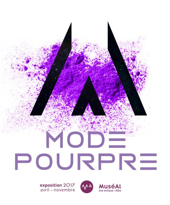 Journées du patrimoine 2017 - MuséAl / exposition temporaire 2017: Mode pourpre