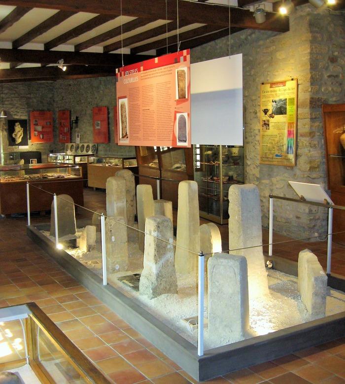 Crédits image : musée du Pègue