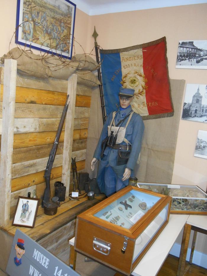 Journées du patrimoine 2017 - Visite libre du musée et de ses expositions