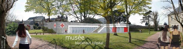 Journées du patrimoine 2017 - Musée Blockhaus Hopital