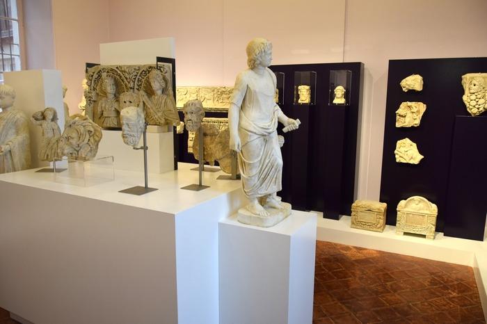 Journées du patrimoine 2019 - Musée d'Art et d'Histoire - Hôtel Fouquet