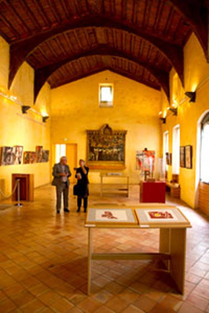 Journées du patrimoine 2017 - Musée d'art sacré du Gard - Musée des Chevaliers