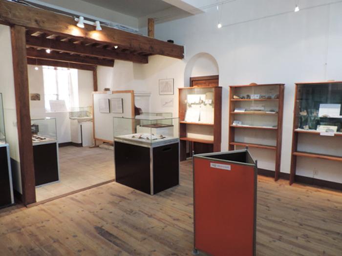 Journées du patrimoine 2018 - Musée d'histoire et d'archéologie de Nyons et des Baronnies.