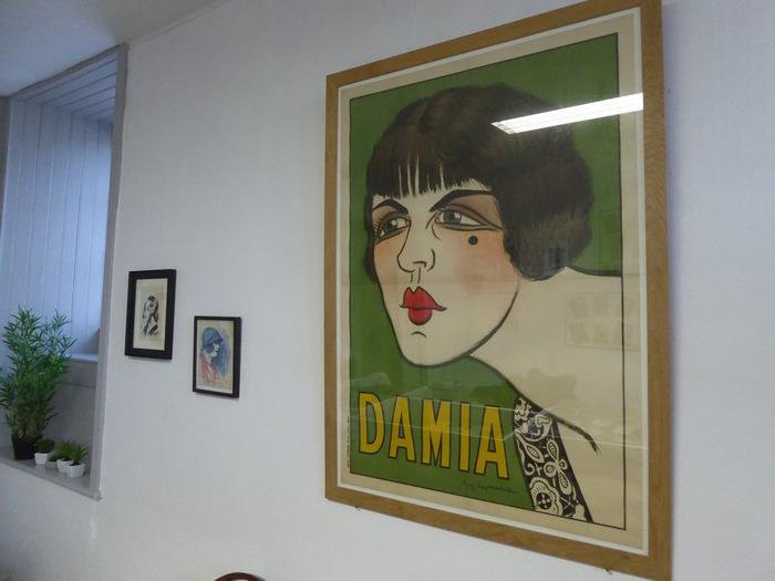 Journées du patrimoine 2019 - Visite libre du Musée Damia au château de Darney