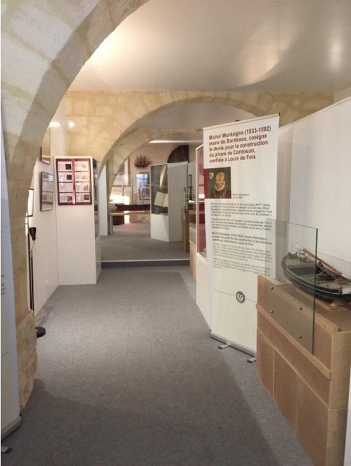 Crédits image : Musée de l'histoire maritime de Bordeaux ©