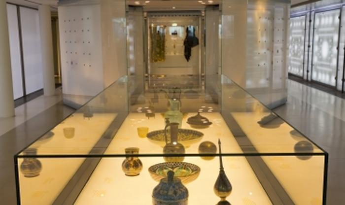 Journées du patrimoine 2018 - Musée de l'Institut du Monde arabe