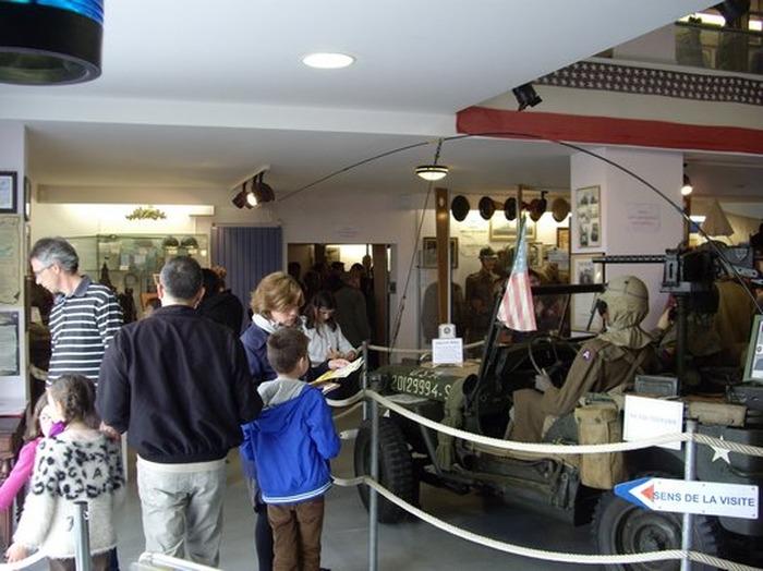 Crédits image : Musée de la 2ème Guerre mondiale Roger Bellon
