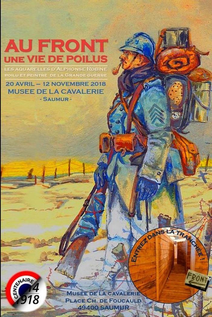 Journées du patrimoine 2018 - Musée de la Cavalerie - Partenaire MUSEO PASS