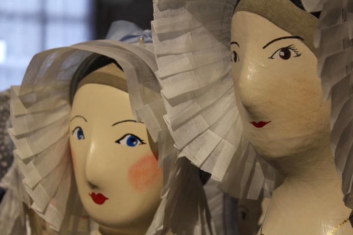 Crédits image : Musée de la coiffe