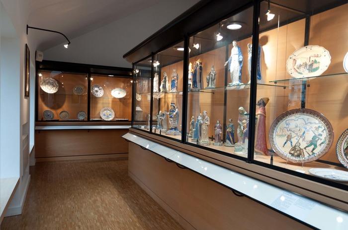 Journées du patrimoine 2018 - Découverte de l'exposition Jeanne Malivel, pionnière de l'art moderne breton, au Musée de la Faïence de Quimper