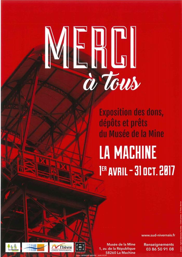 Crédits image : © Musée de la mine de La Machine