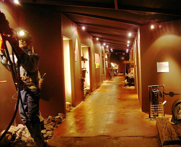 Journées du patrimoine 2018 - Visite guidée du musée de la mine