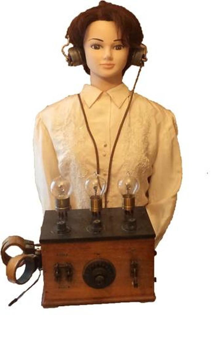 Crédits image : Le Musée de la Radio