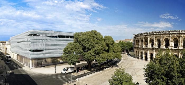 Crédits image : © Stéphane Ramillon, ville de Nîmes