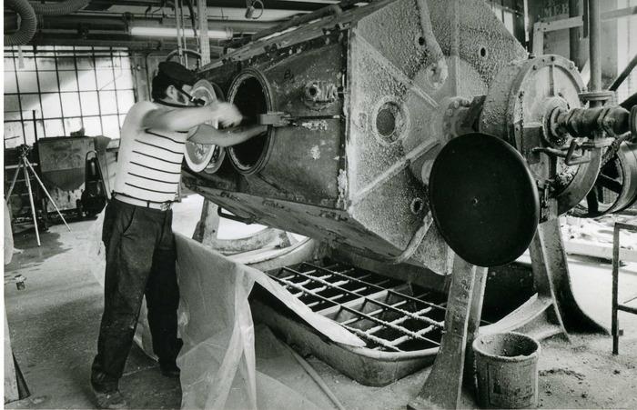 Journées du patrimoine 2018 - Visite libre des collections du musée de la viscose.