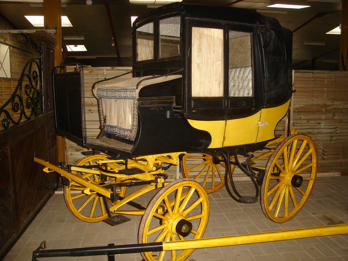 Journées du patrimoine 2018 - Musée de la Voiture à Cheval