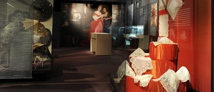 Journées du patrimoine 2017 - Visite libre du musée des Beaux-arts et de la Dentelle