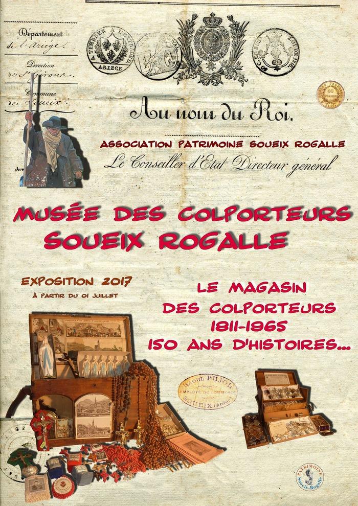 Crédits image : musée des Colporteurs