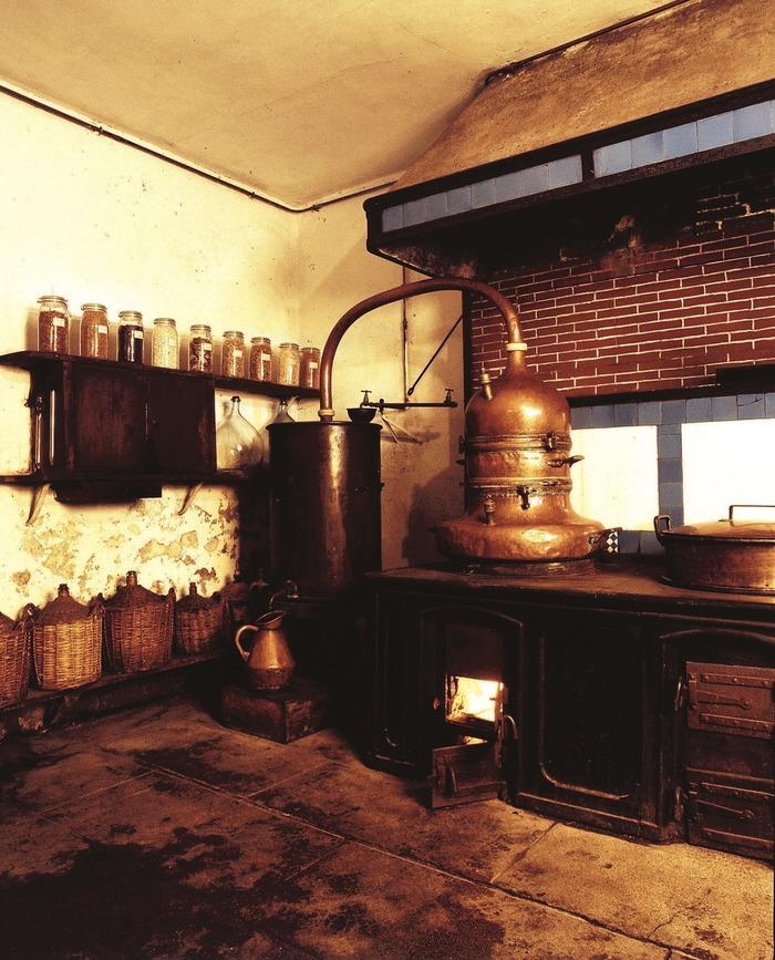 Journées du patrimoine 2018 - Visite commentée du Musée des distilleries limougeaudes