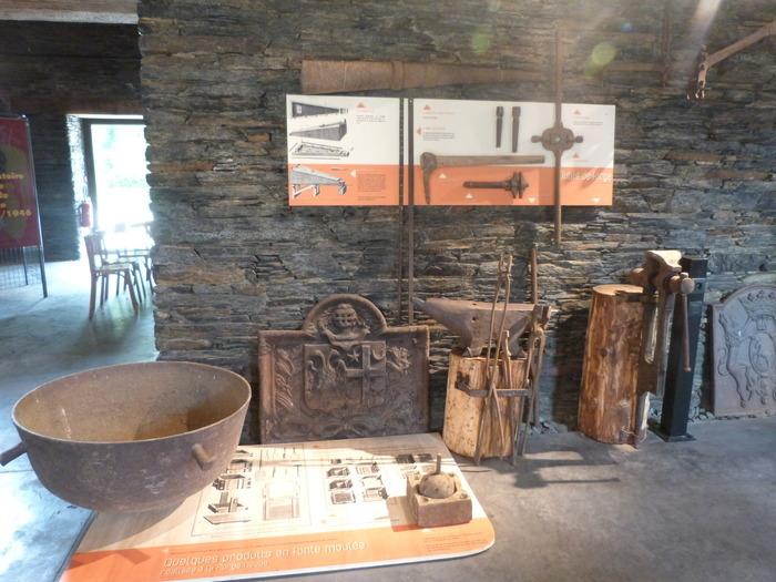 Journées du patrimoine 2018 - musée des Forges
