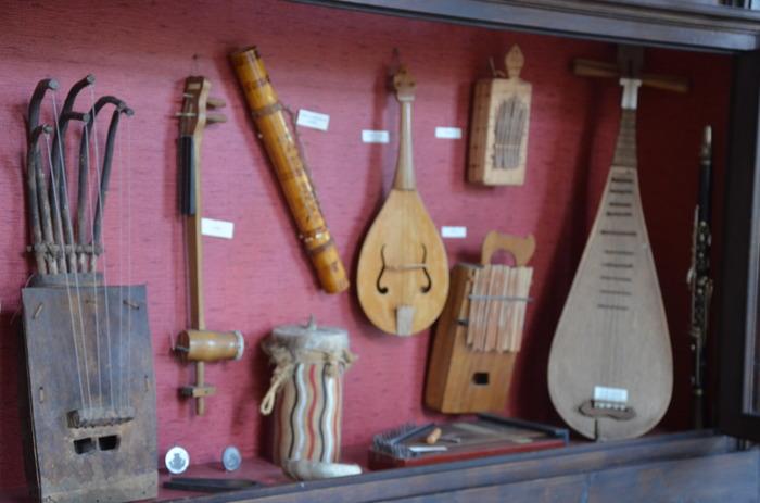 Journées du patrimoine 2018 - Visite libre du musée des instruments de musique