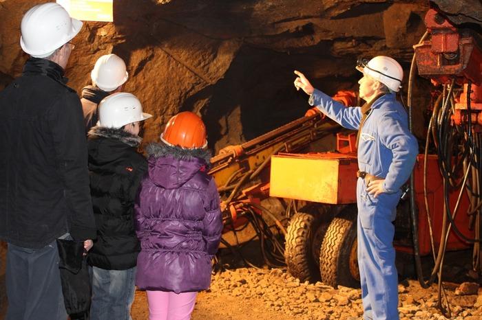 Crédits image : Musée des mines de fer de Neufchef