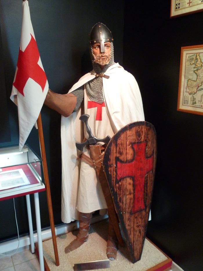 Journées du patrimoine 2018 - Musée des Templiers - Musée Hugues de Payns