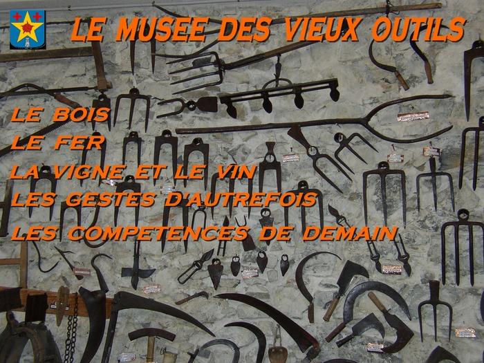 Journées du patrimoine 2019 - Musée des Vieux Outils et de l'Histoire Locale
