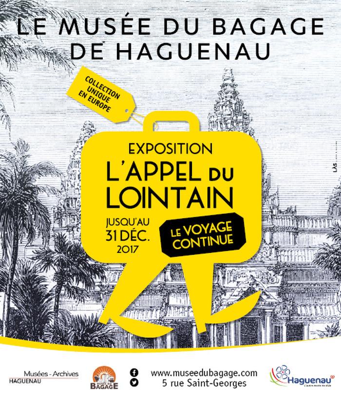 Crédits image : Musée du Bagage de Haguenau, Ligne à Suivre